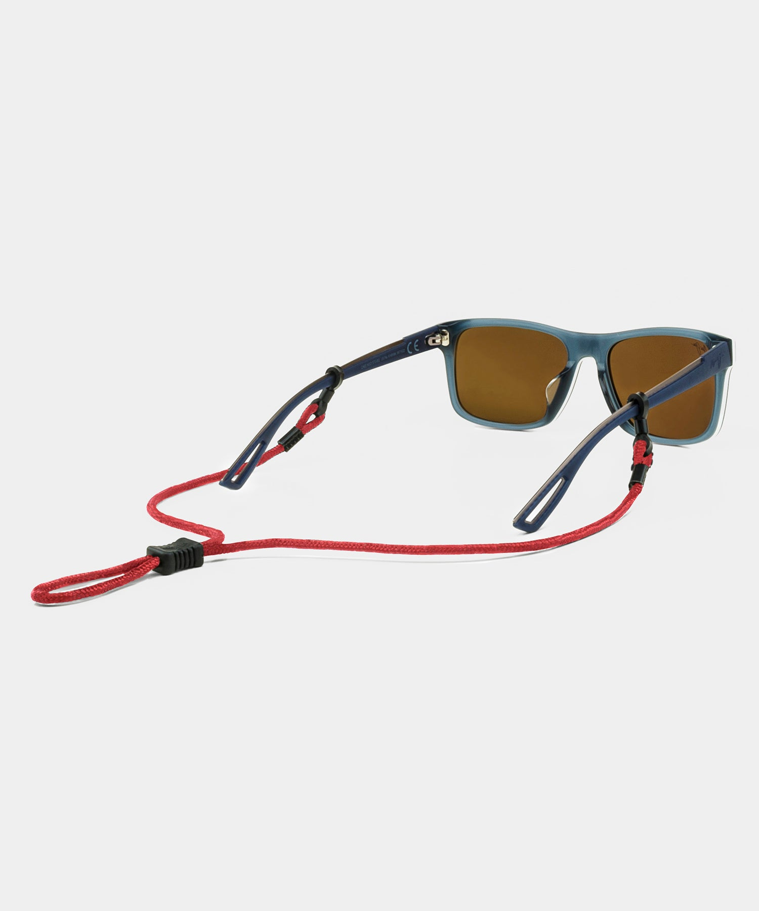 Croakies Universal Fit Terra Spec Cord in Red