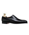 Crockett and Jones Hallam Cap-toe Shoe in Black