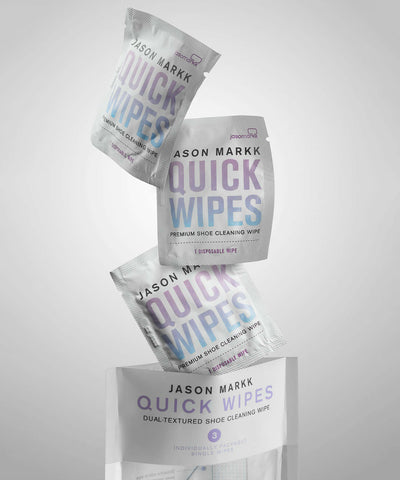Jason Markk 3pk Quick Wipes