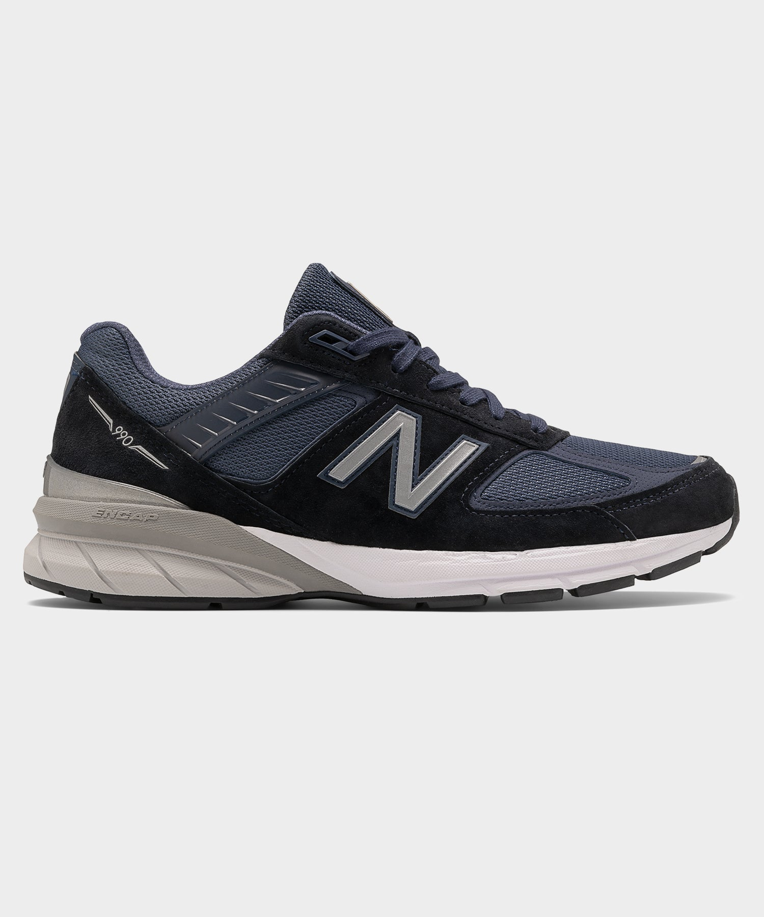 New Balance Made in USA 990v5 In Navy