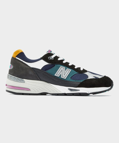 New Balance Made in UK 991 in Charcoal