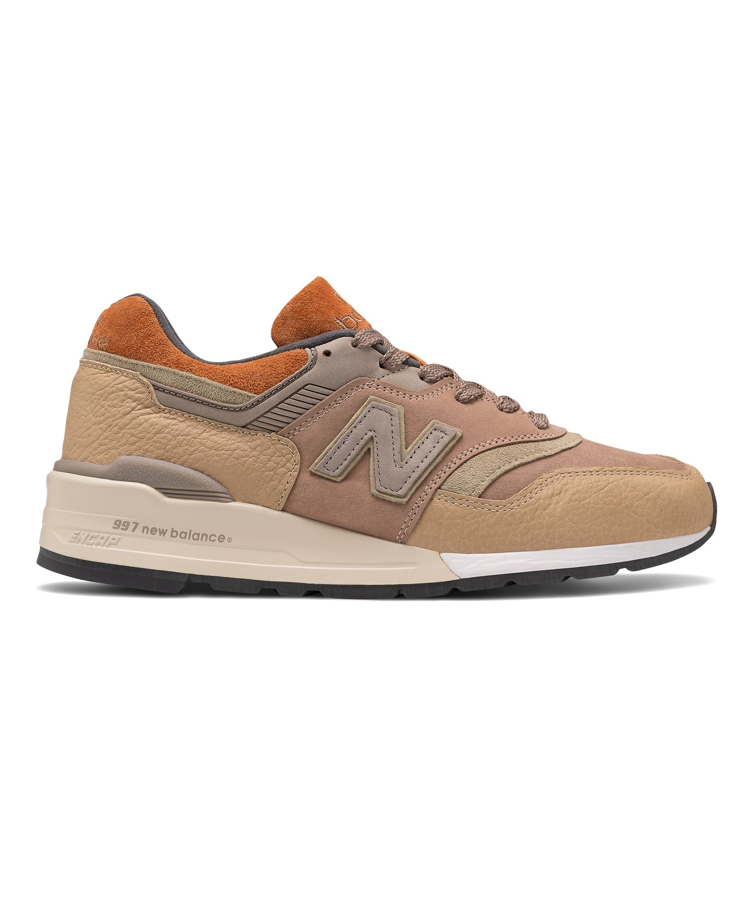 New Balance Made in USA 997 in Tan