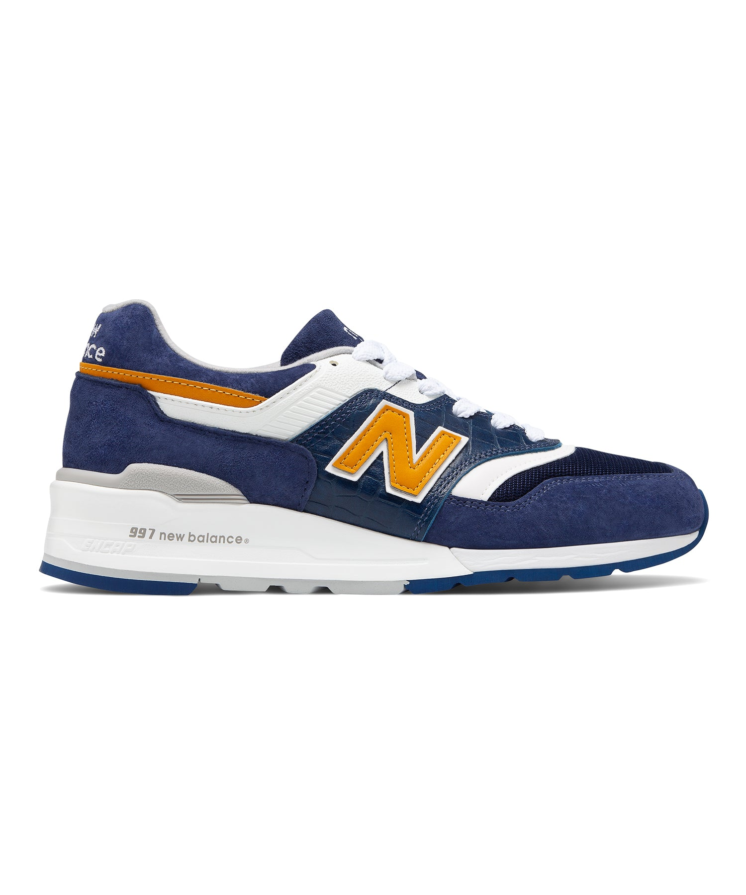 New Balance Pig Suede Made in US 997