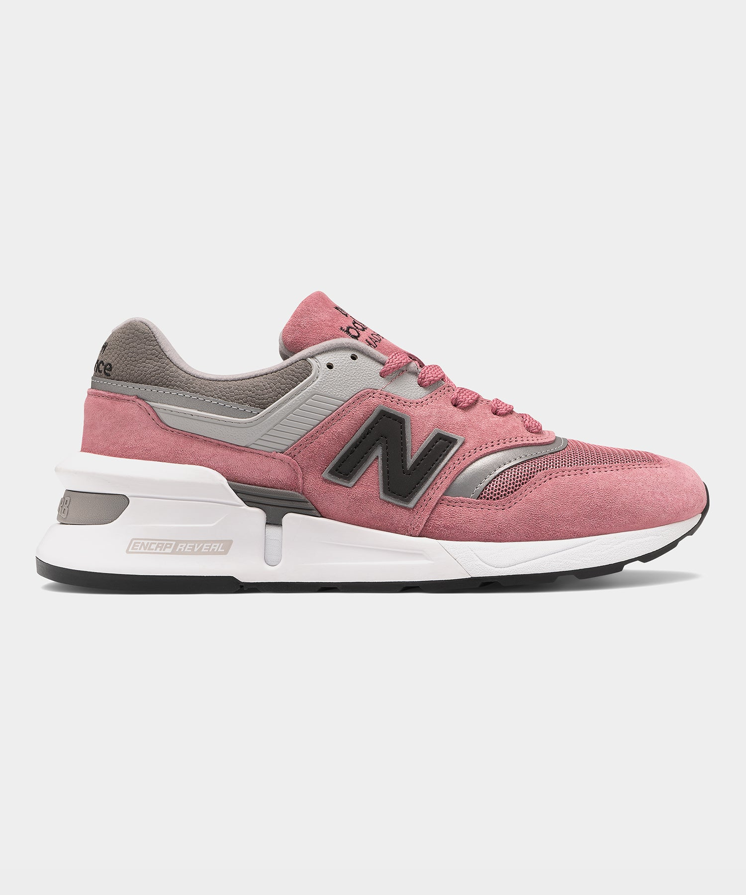 New Balance 997 Sport in Pink with Grey