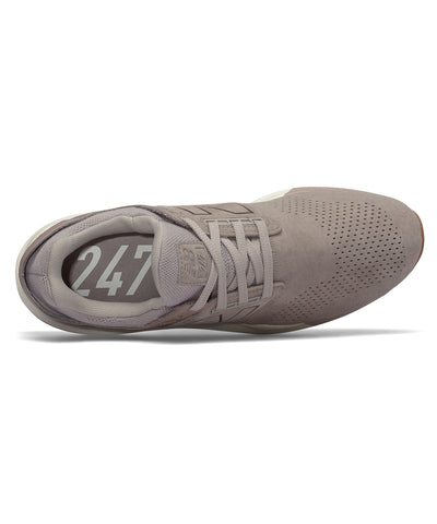 New Balance 247 Luxe in Grey