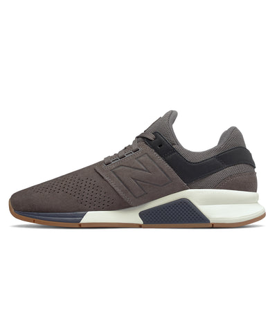 New Balance 247 Luxe in Dark Grey