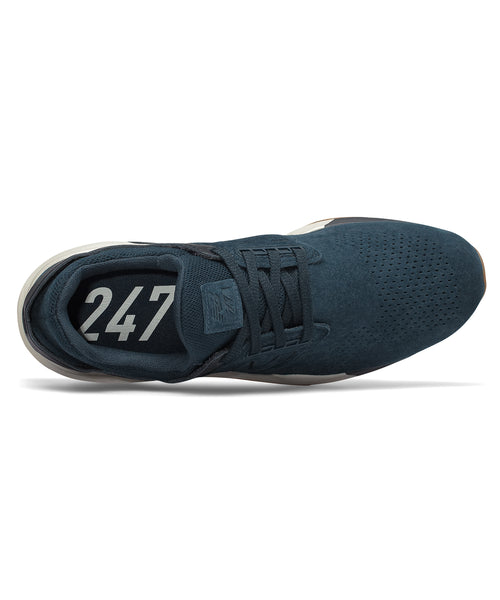 New Balance 247 Luxe in Galaxy Navy