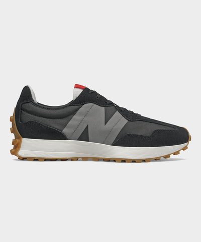 New Balance 327 in Black