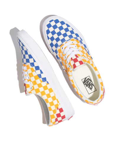 Vans Era Multi Checkerboard