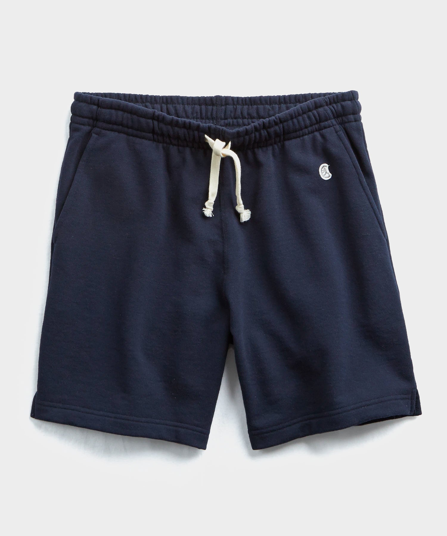 Lightweight Warm Up Short in Navy