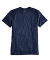 Mack Weldon Silver Crew Undershirt in Navy