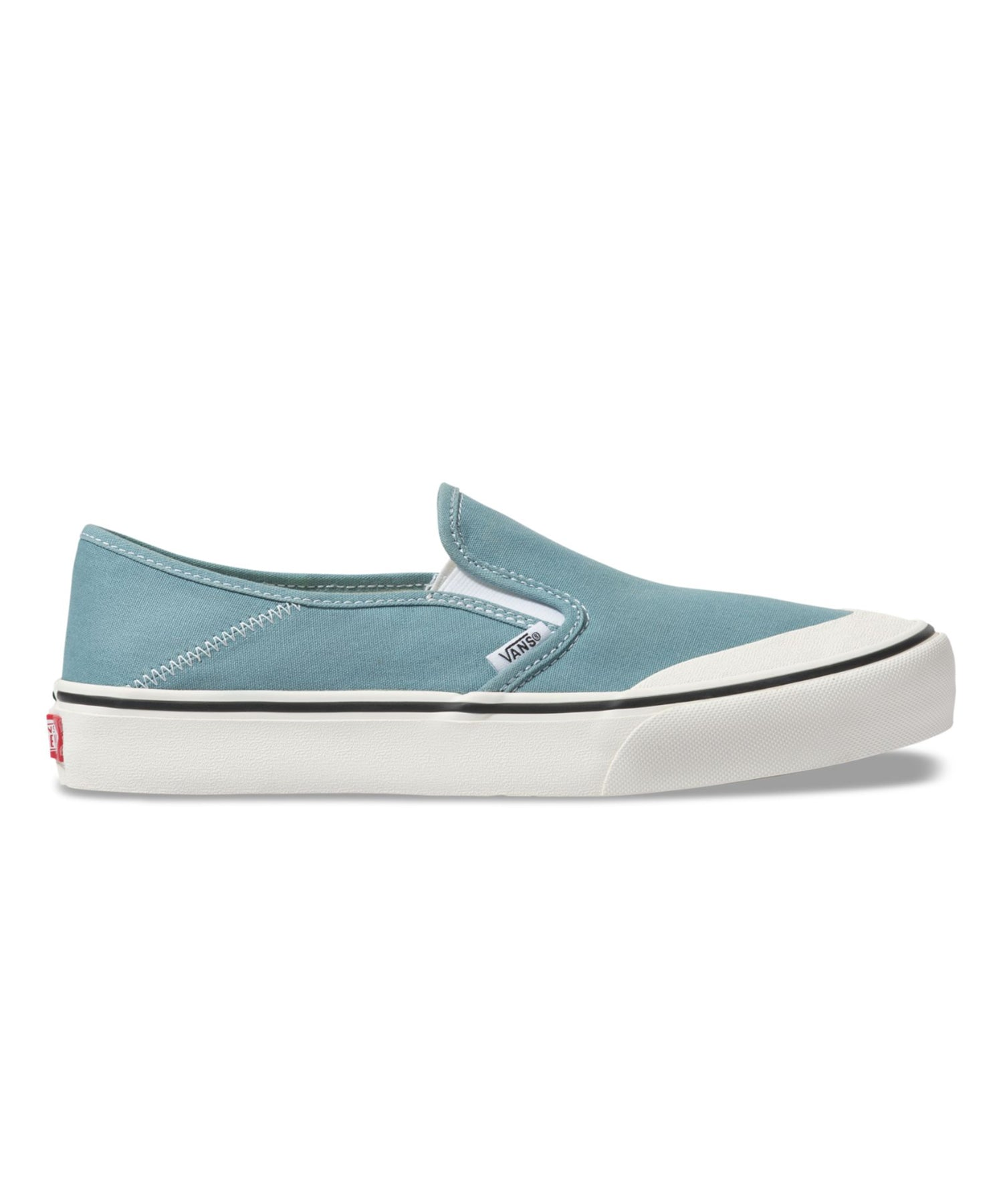 Vans Classic Slip-On in Smoke Blue