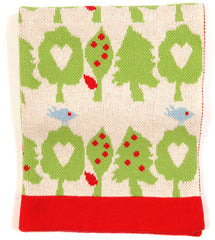 Green Tree Blanket (was £70.00)
