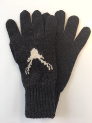 Brown Stag Gloves (was £28 now £15)