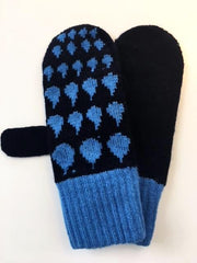 Cornflower Blue Rain Mitt (was £28 now £15)