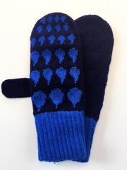 Bright Blue Rain Mitt (was £28 now £15)