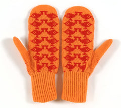 Orange Birdie Mitts (was £28 now £15)