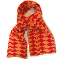 Birdie Wrap Scarf (was £70 now £35)