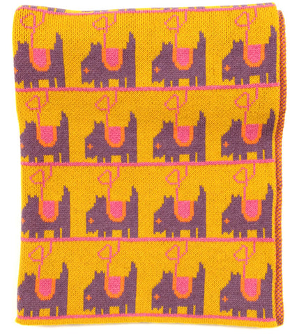 Scottie Dog Blanket (was £70)