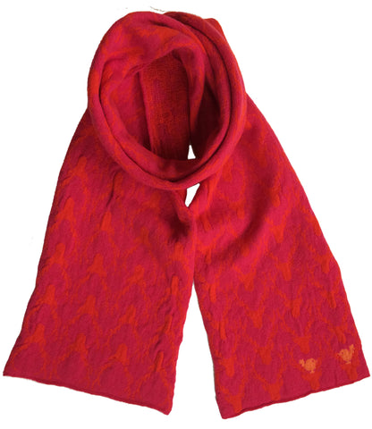 Red Stag Scarf
