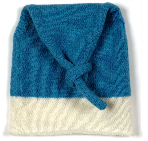 Blue Baby Birdie Hat (was £18 now £10)