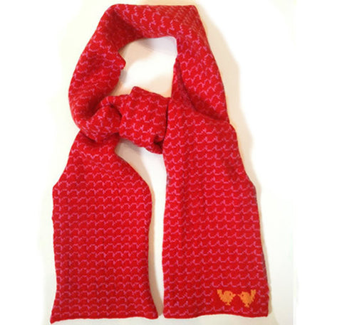 Wave Scarf (was £38 now £25)