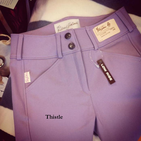 Tailored Sportsman KIDS Coloured Breeches