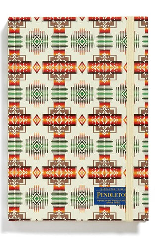 Pendleton Notebook