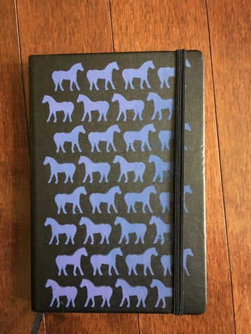 Spiced Equestrian Notebook