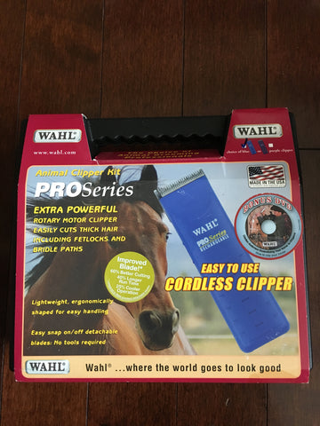 Wahl PROseries Clippers