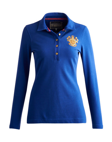 Joules Lambourne Long Sleeve Polo