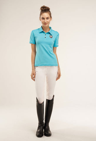 ASMAR SHORT SLEEVE POLO