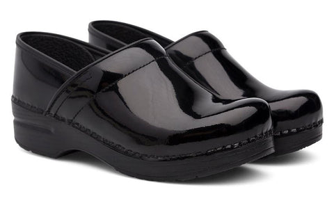 Dansko Professional Clog in Black Patent