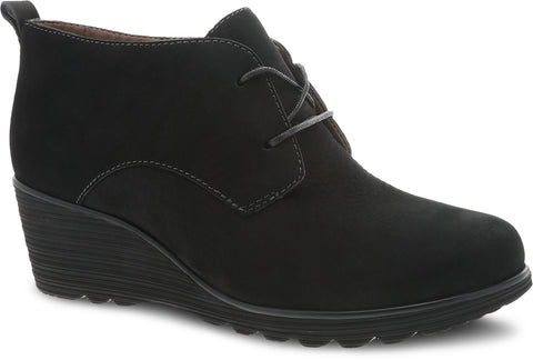 Dansko Cadee in Black - Right 3/4 View