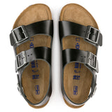 Birkenstock Milano Soft Footbed - Leather