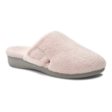 Vionic Gemma Slipper in Pink - Right 3/4 View
