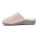Vionic Gemma Slipper in Pink - Inside View