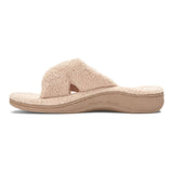 Vionic Relax Slipper in Tan - Inside View