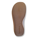 Vionic Relax Slipper in Tan - Bottom View