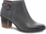 Dansko Perry in Grey Waterproof Burnished - Right 3/4 View