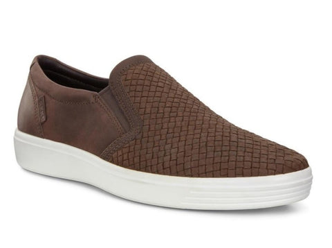 Ecco Soft 7 Plaited Slip On