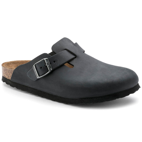 Birkenstock Boston Classic Footbed - Oiled Leather