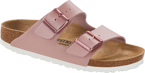 Birkenstock Arizona Icy Metallic Birko-Flor