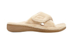 Vionic Relax Slipper in Tan - Outside View