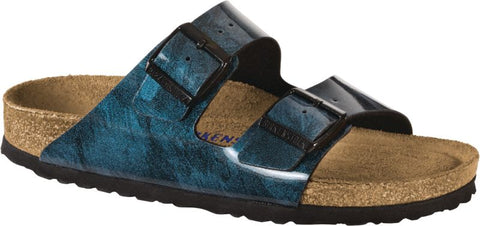 Birkenstock Arizona Soft - Milky Way Birko-Flor