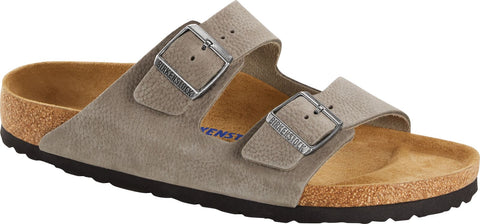 Birkenstock Arizona Soft Footbed - Nubuck