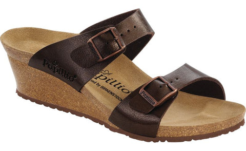 Birkenstock Dorothy in Graceful Toffee Birko-Flor