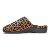Vionic Gemma Slipper in Natural Leopard - Inside View