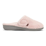 Vionic Gemma Slipper in Pink - Outside View