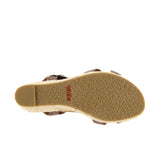 Taos Hey Jute in Grey Suede - Bottom View